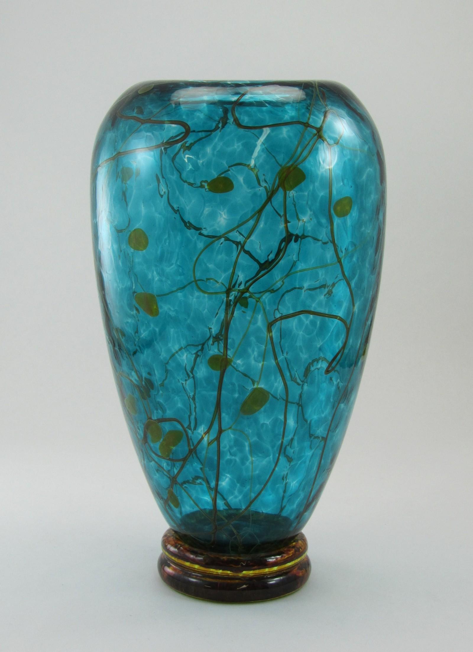 Evergreen Campi Vase