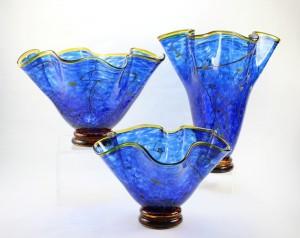 Raintree Flutter Vases